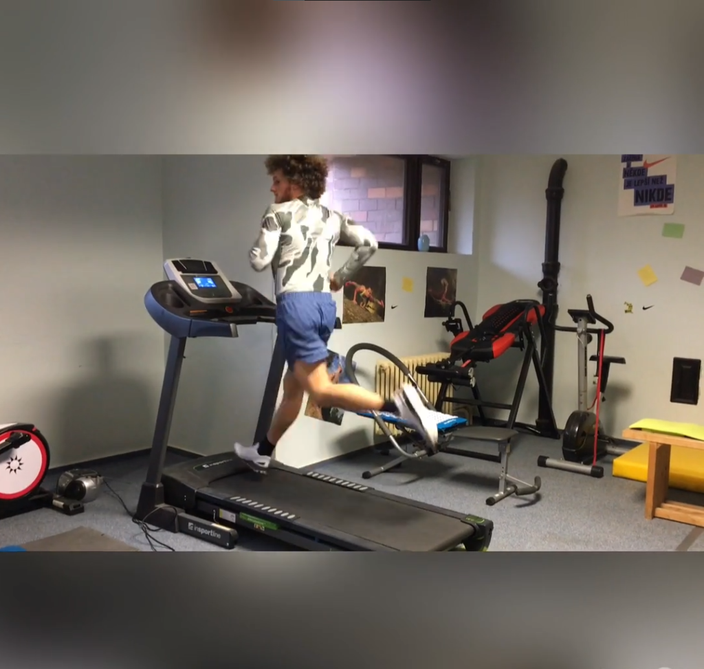 Dominik Zbur –  cvičení 1